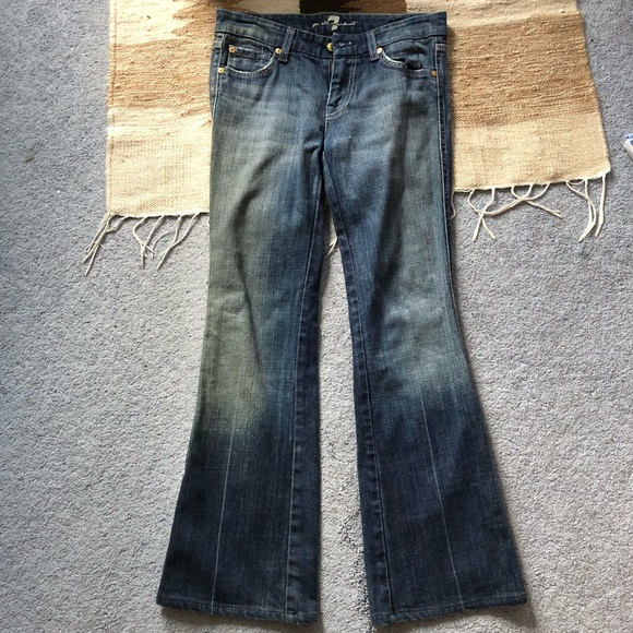 7 For All Mankind Denim - 7 for all Mankind jeans sz 26